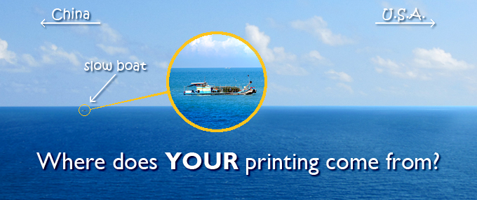 Offshore Printing - Just Plain Lame
