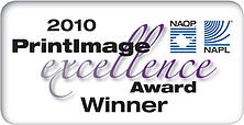 PrintImage Excellence Awards Icon